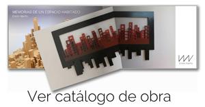 Catálogo de esculturas y obras